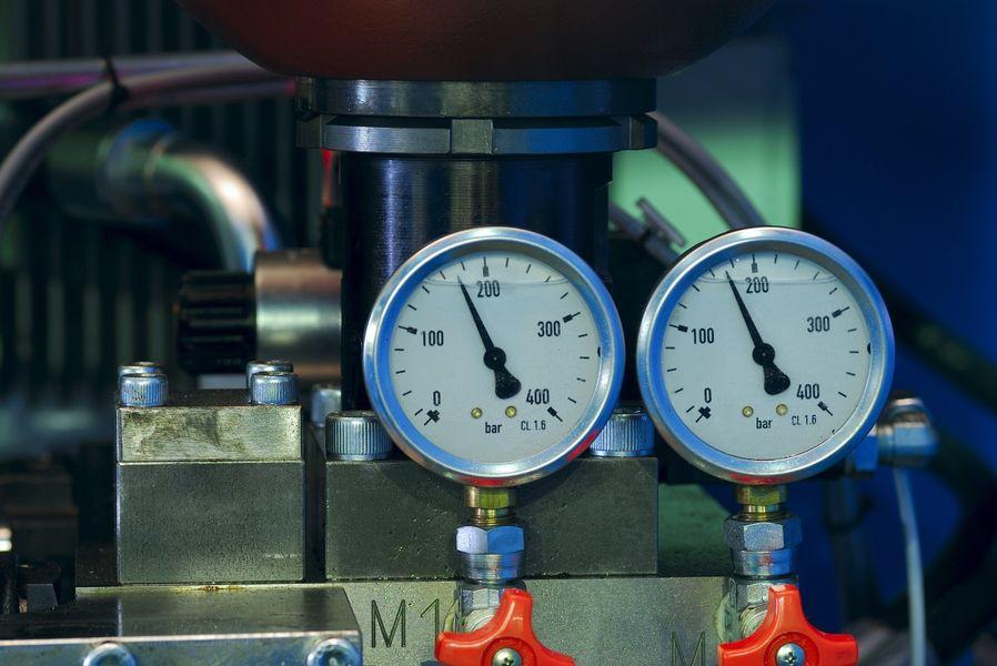 Rola manometrów w konstrukcji agregatów ciśnieniowych