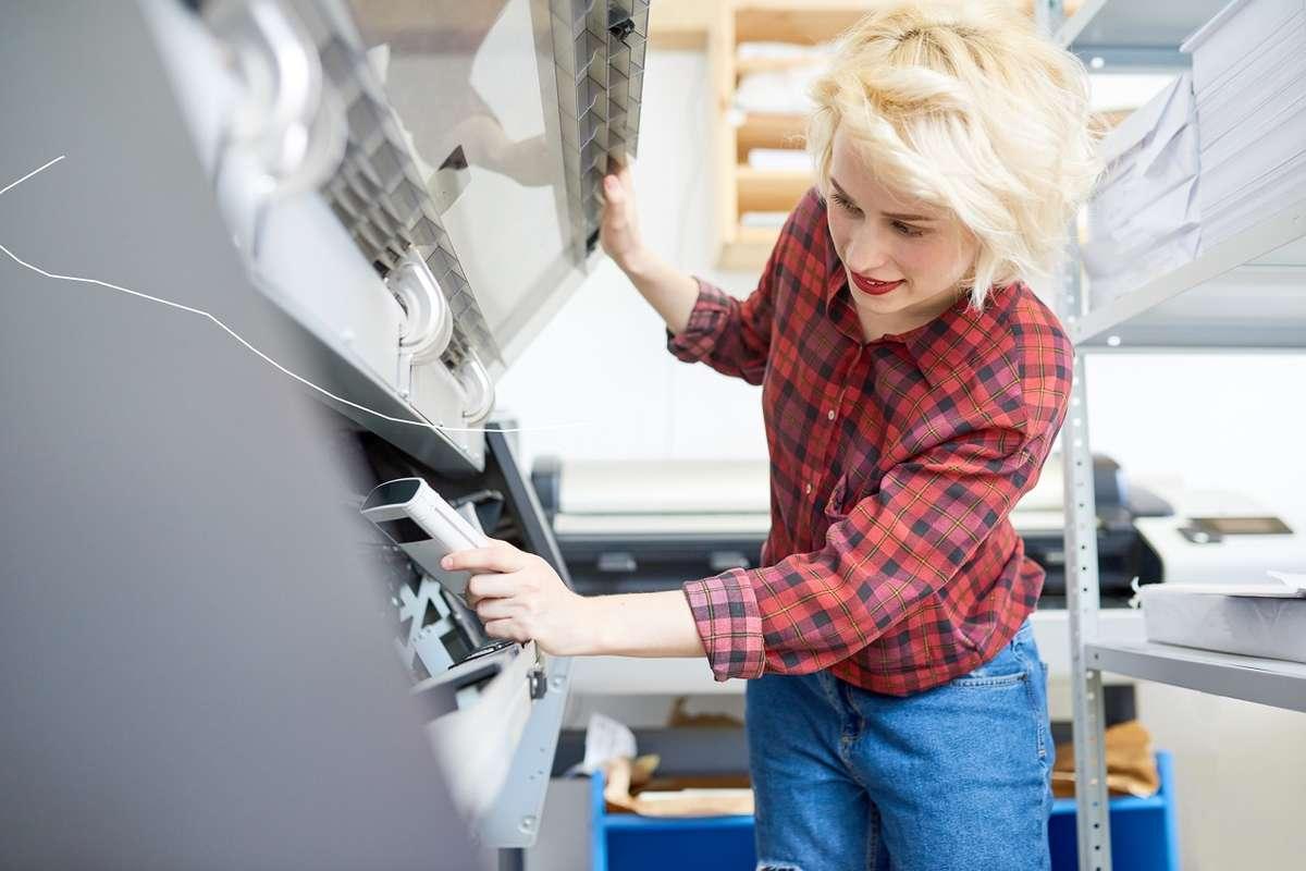 Na co można liczyć w kompleksowym serwisie drukarek?