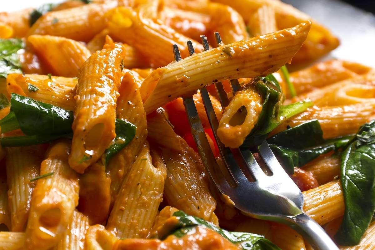 Czy włoska pasta jest tucząca?